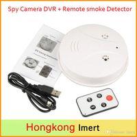 New Smoke Mini DVs Detection Model Hidden Spy Camera DVR Cam...