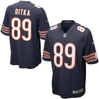Drop Ship Bears Men' s 89 13 Kevin White 22 Matt Forte E...