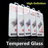iPhone 6 5S 4S Galaxy S3 S4 S6 Примечание 4 5 S5 Премиум Real Закаленное стекло пленка протектора экрана взрывозащищенный без розничной упаковки