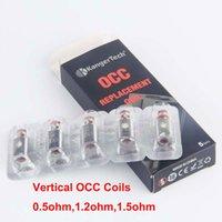 Kanger Vertical OCC Coils Kanger Tech . 5 ohm 1. 2 ohm 1. 5 ohm...