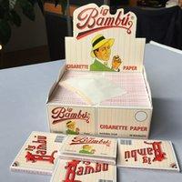 Big Bambu Size98mm*67mm Cigarette Rolling Paper 50 Booklets ...