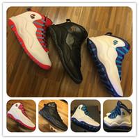Wholesale Retro 10 CHARLOTTE HORNETS 10s X Basketball Shoes ...