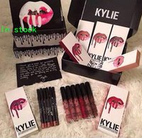 In Stock New Lipgloss Kylie Lip Kit by kylie Jenner Lipstick...