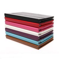 7 inch Protective PU Leather Case with stand holder and band...