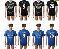Leicester City 16 17 New Season Soccer Jerseys Thai Quality ...