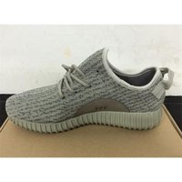 Authentic Yeezy Boost 350 Negras Moon Rock Fashion shoes Top...