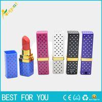 2016 hot sale wholesale Lipstick Shape Mode Portable Butane ...