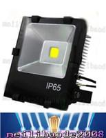 Светодиодные прожекторы 30W 50W 70W 100W 120W 150W 200W Прожекторы Открытый ландшафтного освещения LED наводнений света водонепроницаемый парашютные лампочки CE UL LLFA