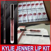 8 styles colors KYLIE JENNER LIP KIT Kylie Lip liner pencil ...