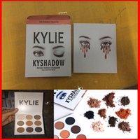 Kylie jenner eyeshadow kit Kyshadow brand makeup matte Cosme...