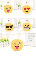 Coin Purses Cute Lovely Emoji Smiley purse Cartoon Facial QQ...