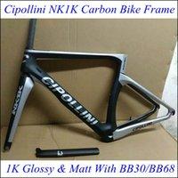 Cipollini 2016 Black Sliver NK1K Carbon Bike Frame Road Bicy...