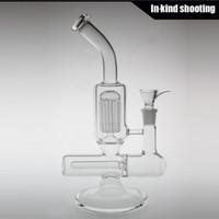 2015 nouveau verre fumer pipe bongs verre eau percolateur fumer livraison gratuite