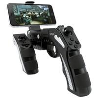 iPega 9057 PG-9057 Bluetooth Wireless Gamepad Vibration Controller Pro gioco Joysticker per IOS Smartphone Android Tablet TV Box PA3436