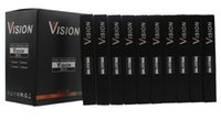 eGo C Twist Vision Spinner 3.3V - Tension de la batterie 4.8V de variable 510 fil 650mAh 900mAh 1100mAh 1300mAh cigarette électronique