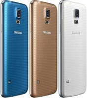 Новые оригинальные Samsung Galaxy S5 G900P сотовый телефон сканер отпечатков пальцев 5.1Inch IPS экран 2 Гб оперативной памяти 16 Гб ROM 16MP камера ATT GSM разблокирована