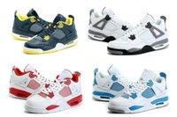 Retro 4 Mens Basketball Shoes Sneakers Classic Men Sports Sh...