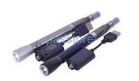 Kit de cigarrillo Blister UGO-V CE4 electrónica Vape linterna de batería 650mAh 1,5 ml CE4 con linterna LED de 1W