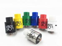 Colorful VINYL RDA VINYLBYSJ Atomizer with 510 thread Copper...