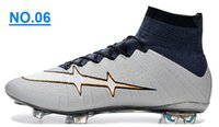 2016 18 Styles Man Mercurial Superfly 4 FG Soccer Boots CR7 ...