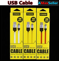FONENG High Speed Cable Data Line Micro V8 USB Cable Noodles...
