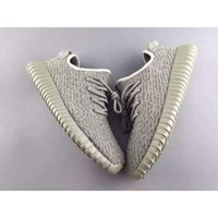 350 Yeezy Boost Moon rocks Fashion shoes Top Quality Grey Ta...