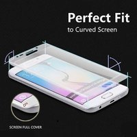 3D Curved Full PET screen protector Film For Samsung Galaxy ...
