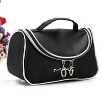 Free Shipping 2016 Hot Brand Makeup Cosmetic Bags Retro Beau...