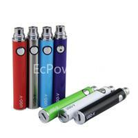 eVod ugo vape pens micro usb charging pass through battery 6...