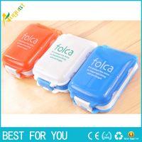 Slot Pill Case Medicine Storage Box 8 Compartments Medical C...