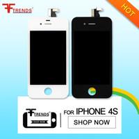 Pour l'iPhone 4 4S affichage à cristaux liquides d'affichage à cristaux liquides