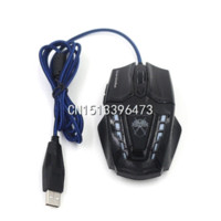 X7 Brand 6D Buttons 2400 dpi Super Optical Gaming Mouse USB ...