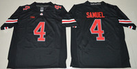 New Style 4 Curtis Samuel Jersey Ohio State Buckeyes College...