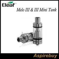 Eleaf Melo III & Melo III Mini Atomizer with Hidden Airflow ...