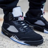 Designer Men' s Retro 5 V Basketball Shoes Low Mens META...