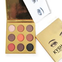New Kylie KyShadow Limited Birthday Edition 9 colros Palette...