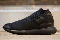 Y- 3 Sneaker New 2015 Hot Y3 QASA Men And Women Genuine Leath...