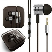 3. 5mm Metal Xiaomi Headphone Universal Earphone Noise Cancel...