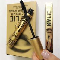 NOUVEAU kylie Jenner Anniversaire mascara cosmétique Magic mascara mince oeil noir cils étanches épais Cils long charmant or Paquet gratuit dhl