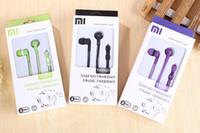 YX121 nuevos auriculares del oído alambre auricular de teléfono con el trigo para el iPhone Xiaomi auriculares cable de auricular de teléfono longitud del cable 2,5 micrófono del auricular