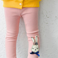 Tight pants thickening soft Leggings trousers for baby kids ...