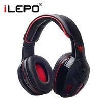 STN- 08 Wireless Bluetooth Stereo Headphone Earphone Headset ...