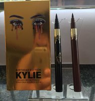 Kylie Birthday Edition LEO Waterproof Black Eyeliner Liquid ...