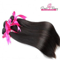 3pcs lot UNPROCESSED Virgin Braziilan Hair Weave Straight Ha...
