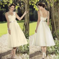 Cheap Light Yellow Mother Off Bride Dresses Scoop Necklien T...