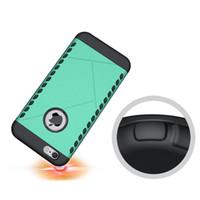 Чехол для iphone 7 Лучшая броня Твердый переплет чехол для Apple Iphone 6 6S Plus Hybrid противоударный Luxury Sport ТПУ телефон дела