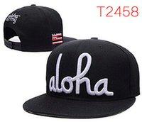 Wholesale In4mation Aloha Army Baseball Caps Snap Back Hats ...