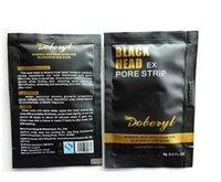 Doberyl Black Head EX Pore Strip Soin Visage Nez Visage Nettoyant Visage Masque Minéraux Pore Cleanser