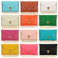 Lady PU Envelop Pouch Clutch Bag Handbag Coin Purse key Case...