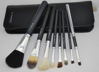M Brand Brush 10set Women Makeup Brushes Set Powder Foundati...